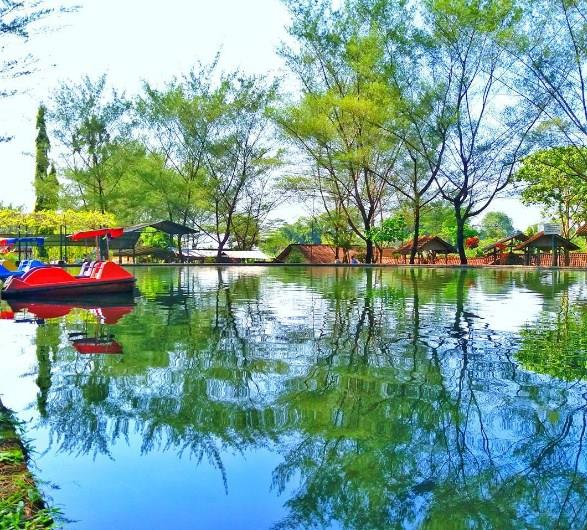 ekowisata Taman Air Tlatar