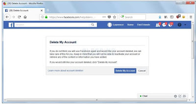 Facebook Account को Permanent Delete कैसे करते है?