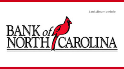 Bank of North Carolina online banking