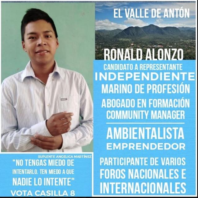 Ronald Alonzo