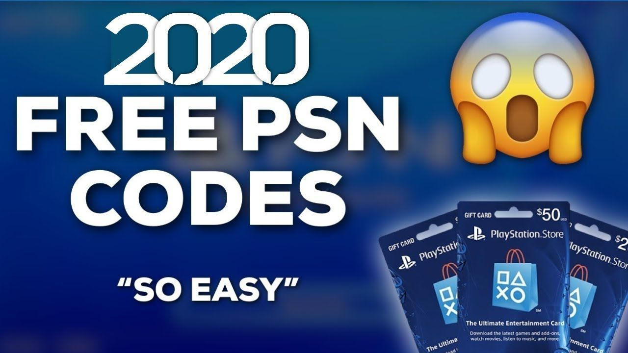 Get Playstation Gift Card (PSN) For Free! Tested [2021]