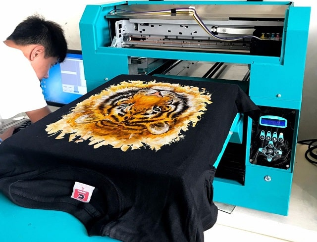 best printer t-shirt business top shirt print equipment