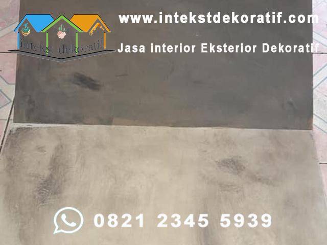 Spesialis Jasa Cat Wash Per Meter