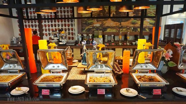 Menu Ramayana Restaurant Ramada Suites by Wyndham