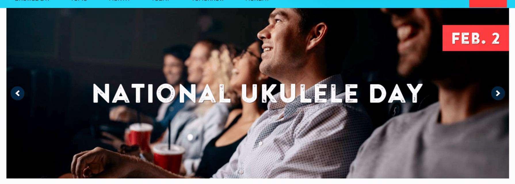National Ukulele Day Wishes Photos