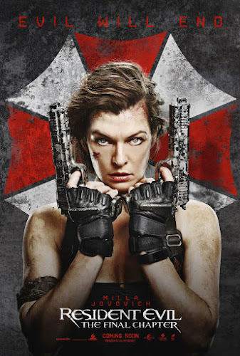 Resident Evil: The Final Chapter (BRRip 1080p Dual Latino / Ingles) (2016)