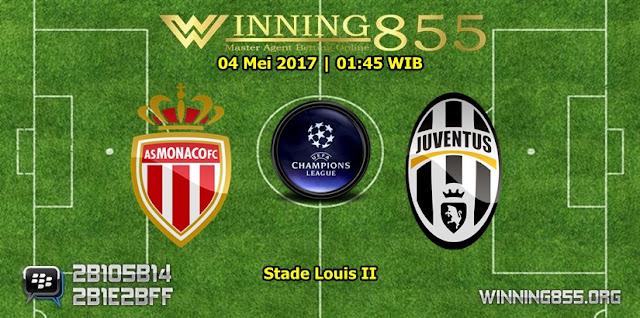 Prediksi Skor Monaco vs Juventus 04 Mei 2017