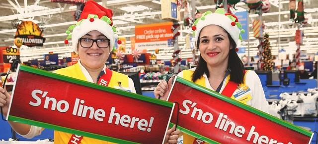 Walmart Black Friday 2016 Holiday Helpers