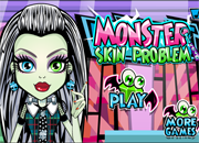 Monster High Skin Problem