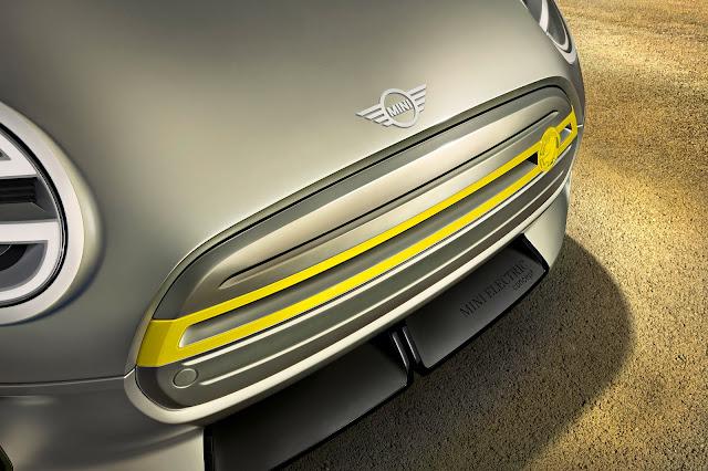 【設計】扁平化設計,為汽車品牌注入新視覺語彙 - Mini 新的廠徽設計簡約、顯著,讓母集團 BMW 也認真思考跟進