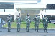 Kasau Marsekal TNI Fadjar Prasetyo SE M.PP Kunjungan Kerja di Kodiklatau