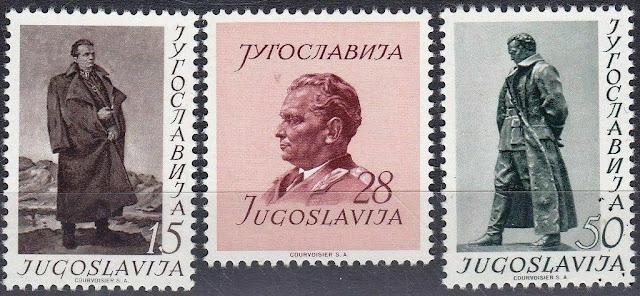 Yugoslavia Tito Birthday complete Set