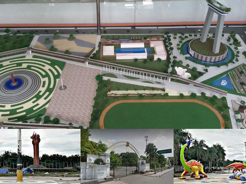 Foto Lapangan Tegallega Terbaru Setelah Direvitalisasi