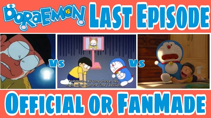 Doraemon Last Episode (Manga/Video) Download