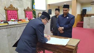Sah, Pemkab Cirebon Miliki RPJMD 2019 -2024