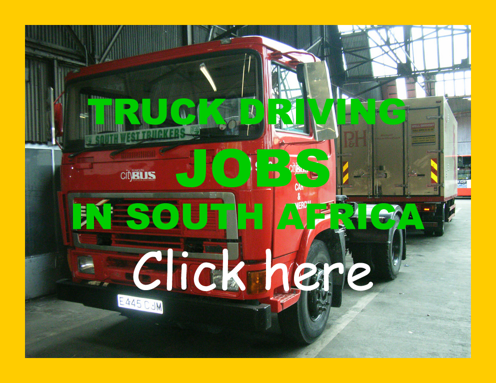 Trucking Jobs Near Me >> Truck Driving Jobs Near Me In South Africa