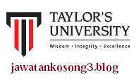 Kerja Kosong Terkini Taylor University