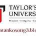 JAWATAN KOSONG TERKINI TAYLOR'S UNIVERSITY 25 MAC 2020