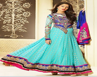 model baju india aliya di beintehaa