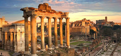 La Roma dei Cesari - Passeggiando con gli Imperatori dal Campidoglio al Colosseo attraversando i Fori Imperiali