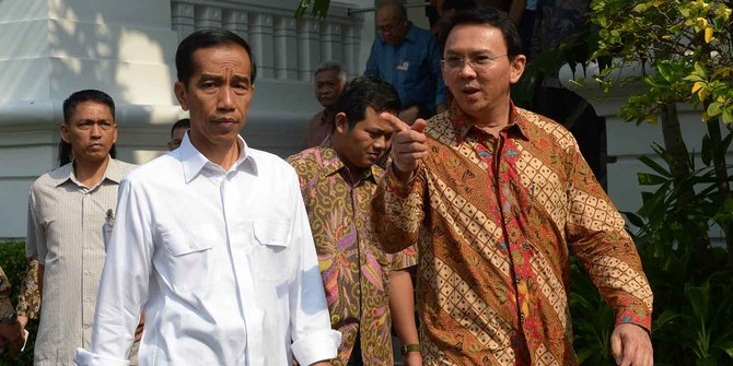 Prediksi Gerindra Nasib Jokowi Bakal Seperti Ahok