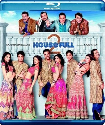 Housefull 2 2012 Hindi 480p BluRay 400mb