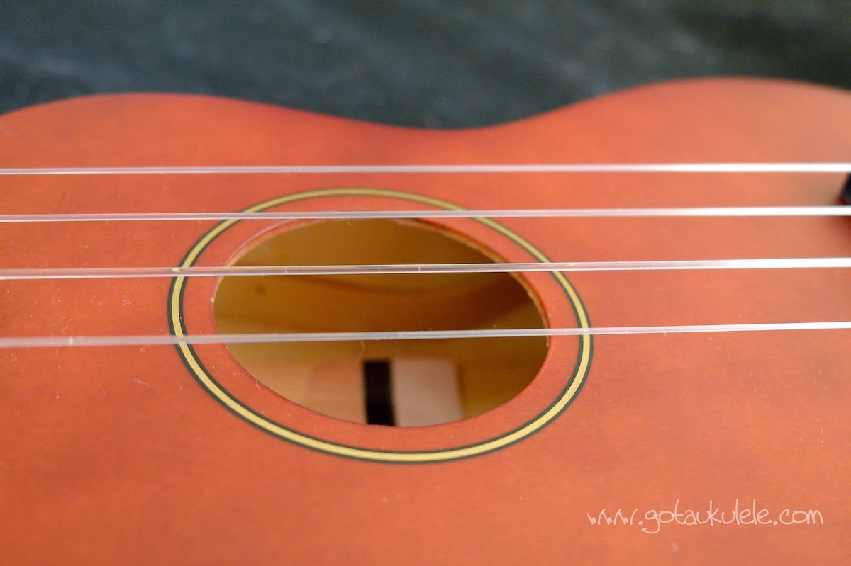 Cheap thick laminate ukulele
