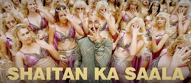 Shaitan Ka Saala New Hindi Song Lyrics – Housefull 4