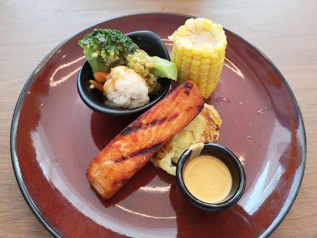 Wagyu of Salmon