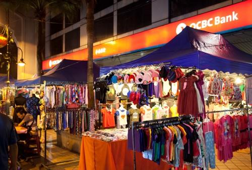 Tempat Belanja di Johor Bahru Malaysia