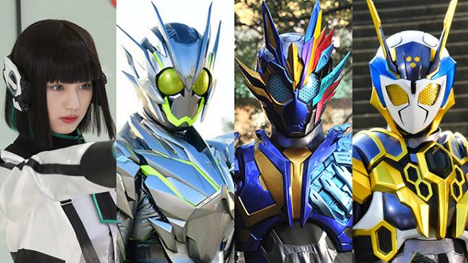 Kamen Rider Zero-One: Super Job War Battle 2 Subtitle Indonesia