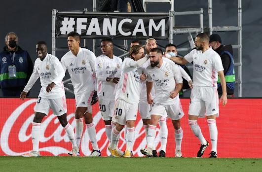 مشاهدة ملخص اهداف مباراة ريال مدريد وأتلتيك بلباو (3-1) في الدوري الاسباني