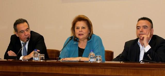 Λούκα Κατσέλη: Έτοιμη να στηρίξει την ανάκαμψη της οικονομίας η Εθνική Τράπεζα