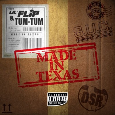 Lil Flip - Made In Texas (2020) - Album Download, Itunes Cover, Official Cover, Album CD Cover Art, Tracklist, 320KBPS, Zip album