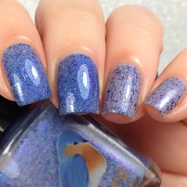 Bluebird Lacquer-Bewitchin Camaro