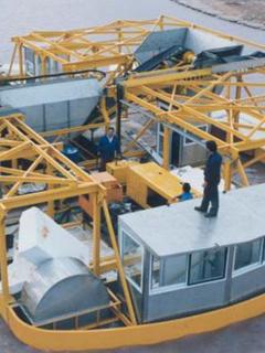 fabricante depósitos silos secadores industriales plantas salineras émbolos Málaga