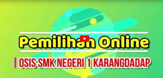 Video Tutorial Pemilihan OSIS Online