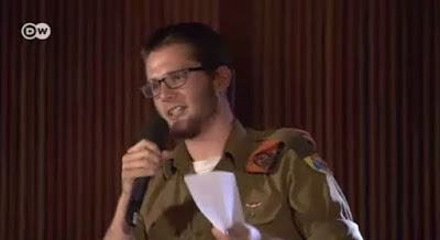 VIDEO: Israeli Corporal Jailed for Publicly Saying the Occupation of Gaza Corrupts Israel ~ The Arab World 360°