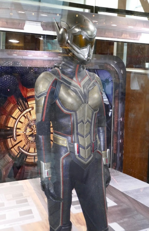 Wasp movie costume