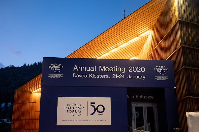WEF Annual Meeting Davos, 21—24 January ...