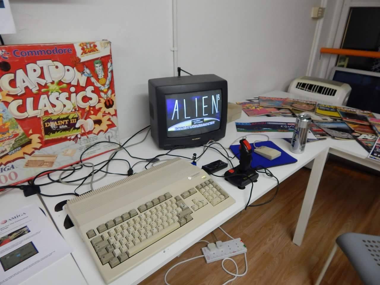 Indie Retro News: Amiga Retro Event - Playnation Games