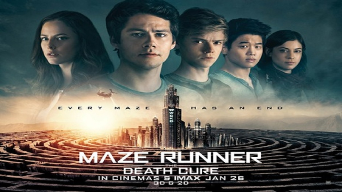 the death cure full movie free