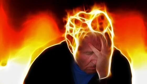 اعراض الاحتراق النفسي