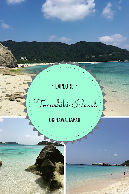 Tokashiki Island is a short ferry from Mainland Okinawa, Japan. Snorkel in the crystal blue waters and relax on the beach!
