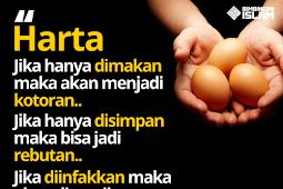 19 Kutipan Islami Tentang SEDEKAH / INFAK