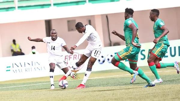 ملخص اهداف مباراة زامبيا وموريتانيا (2-1) تصفيات كاس العالم