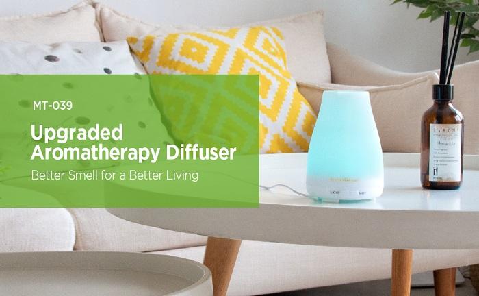 InnoGear Essential Oils Aromatherapy Diffuser