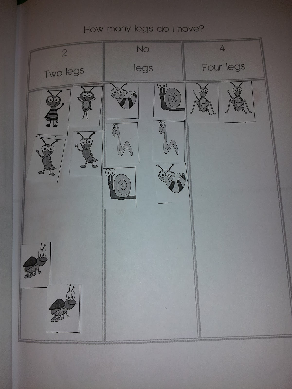 Visual Discrimination Worksheet For Pre K