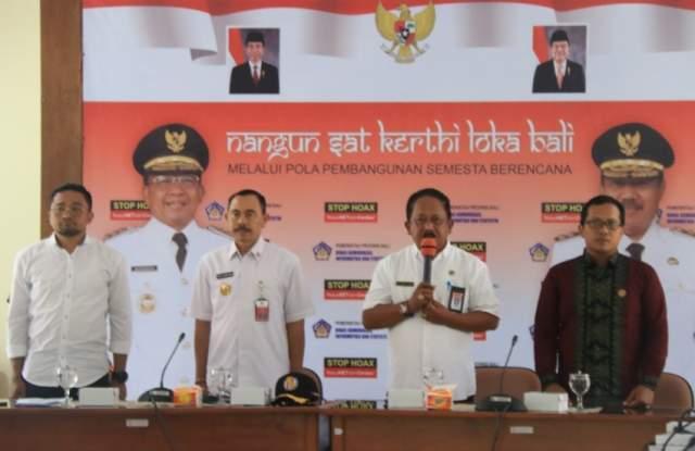 Diskusi Cegah Radikalisme Di Kominfo Bali 16 Oktober 2019
