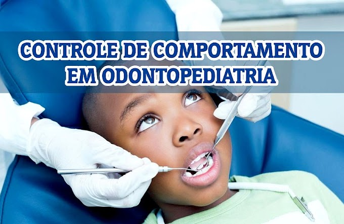 PDF: Principais técnicas de controle de comportamento em Odontopediatria